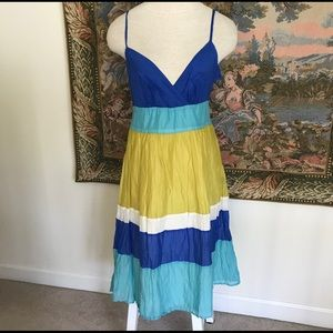 Talbots Sun Dress